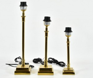 deluxe gold lampa 2C S