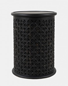 AV1730-17AB stolik ażurowy avola antique black